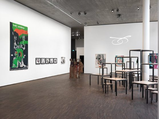 Fragile Sense of Hope, me Collectors Room Berlin, 10 Oct - 23 Nov 2014, Photo: Bernd Borchardt