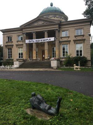Półprawda| Half–Truth,Krolikarnia Palast, Warsaw,10 Sep – 22 Oct 2017,Photo: Bartosz Górka