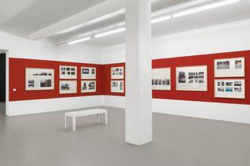 Künstlerräume – Aneta Grzeszykowksa, Igor Grubić, MuseumWeserburg, Bremen, 01.12.2017–03.06.2018, Foto: Tobias Hübel