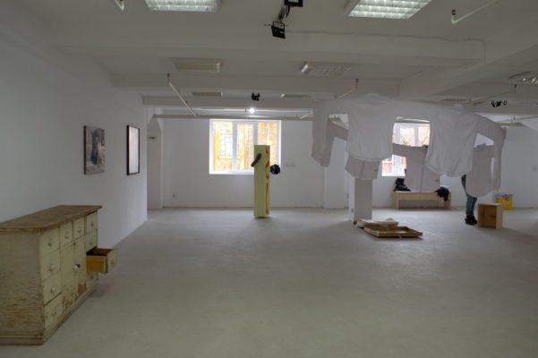 Listen To Us - Artistic Intelligence, SKLAD, Plovdiv, Foto: Evgenia Dimitrova