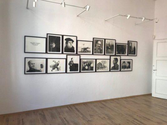 Listen To Us - Artistic Intelligence, Plovdiv, City Gallery, 4.4.-30.6.2019, Photo Evgeniya Dimitrova