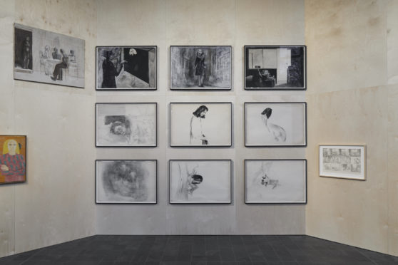Black and White, Ion Grigorescu, Photo: Thomas Min