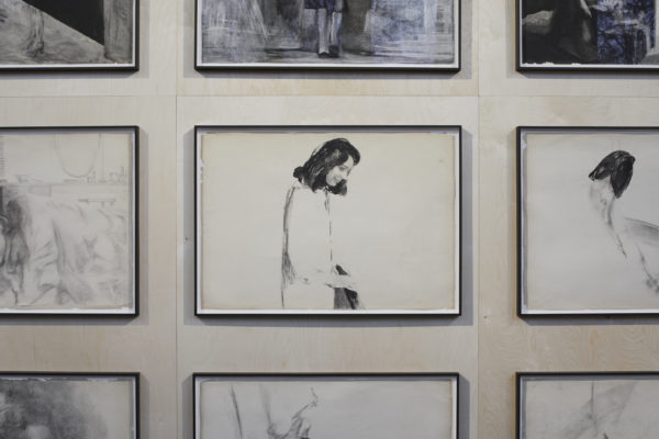 Black and White, Detail, Ion Grigorescu, Photo: Thomas Min