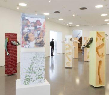 Aleksandra Domanović, Henry Moore Foundation, Photo: Jerry Hardman-Jones