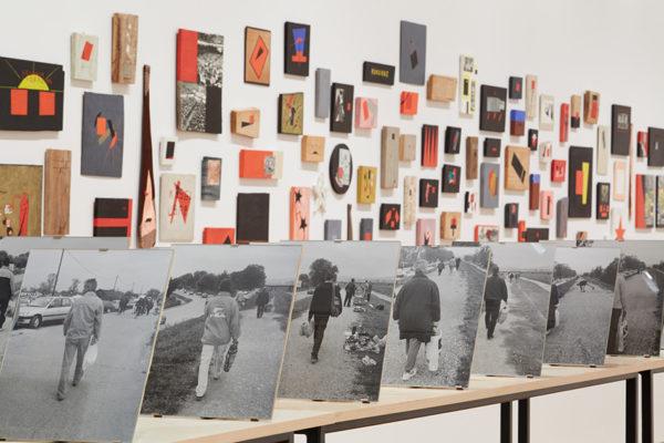 Exploitation of the Dead, 1984–1990, Bag People, 2001, courtesy Branca Stipančić