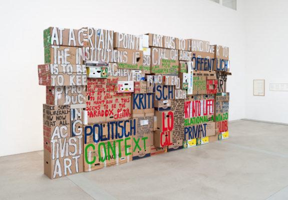 Hristina Ivanoska, Intimate Introspections, Halle für Kunst und Medien, Graz 2013, Foto Markus Krottendorfer