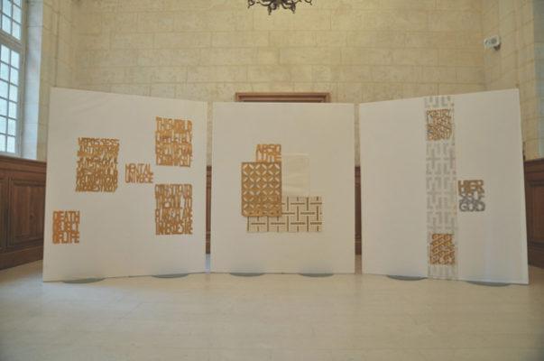 Hristina Ivanoska, La Mysterique – The Path of Grace, Abbay aux Dames, Caen 2015, Courtesy Künstlerin