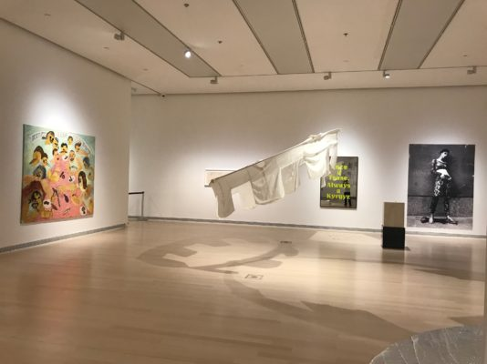 Keeping the Balance, Ludwig Museum Budapest, Installation view