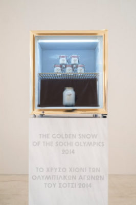 Pavel Braila The Golden Snow of Sochi 2014