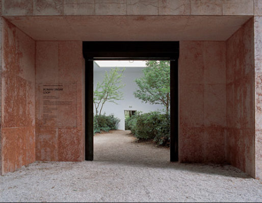 Roman Ondak, Loop, 2009, Installation, Czech and Slovak Pavilion, 53. Venice Biennale, Courtesy Galerie Martin Janda