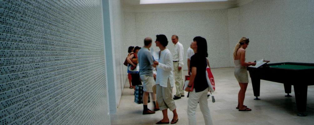Stanislaw Drozdz Polish Pavilion 50th Venice Biennale 2003 01