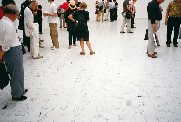 rEST, Rumänischer Pavillon, 48. Biennale di Venezia, 1999, Courtesy Gregor Podnar