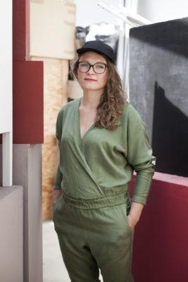 Iza Tarasewicz, Foto Maciej Landsberg