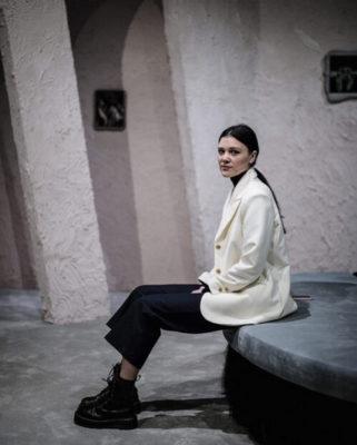 Klára Hosnedlová, Portrait, 2019, courtesy artist
