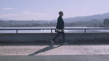 Genti Korini, A Walk In The City, 2021