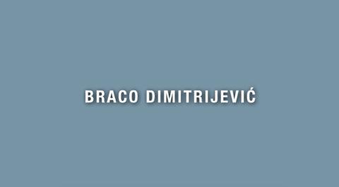 Braco Dimitrijević, Artists about Art, 2021