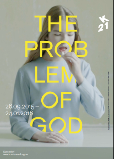 The Problem Of God, Flyer