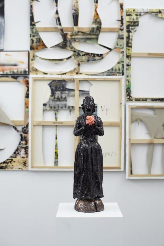 Paulina Olowska, Needle Aachen 2015, Photo  Carl Brunn
