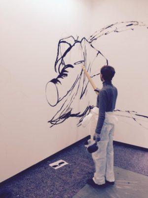 Volodymyr Kuznetsov, Art Cologne 2015