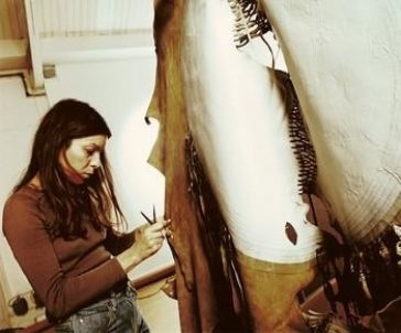 Nil Yalter, Topak Ev, 1973 FRAC Lorraine, courtesy artist and Santal Istanbul Collection