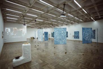 Orient, Ausstellungsansicht, Bunkier Sztuki Gallery of Contemporary Art, Krakau, 2018, Foto StudioFILMLOVE