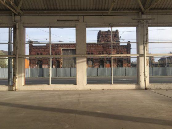 Temporary Structures IV, Plato Ostrava, Ankündigung