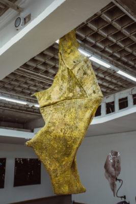 Orient, Piotr Łakomy, Ausstellungsansicht, Bunkier Sztuki Gallery of Contemporary Art, Cracow, 2018,  Foto StudioFILMLOVE