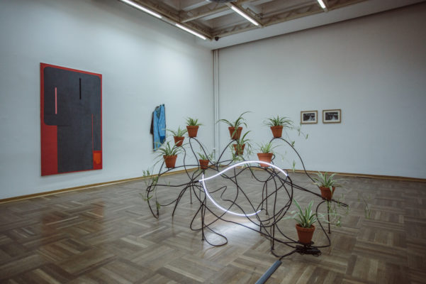 Orient, Vlad Nancã, Exhibition view, Bunkier Sztuki Gallery of Contemporary Art, Cracow, 2018, Photo StudioFILMLOVE