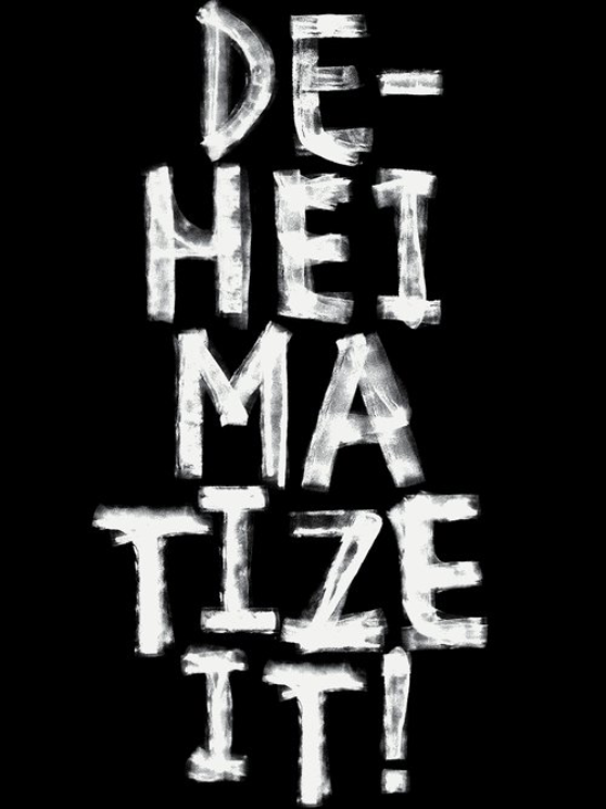 Poster De Heimatize It