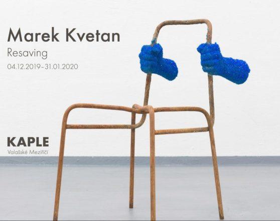 Poster Marek Kvetan - Resaving
