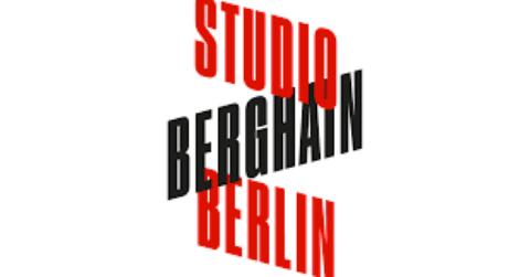 Studio Berghain Berlin Logo