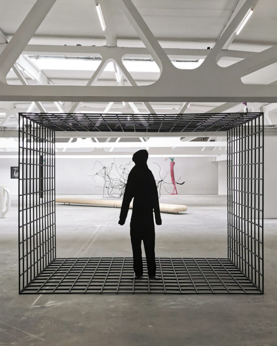 Vlad Nanca, The Merger of the Room Space with the Exterior Space, 2020, courtesy the artist