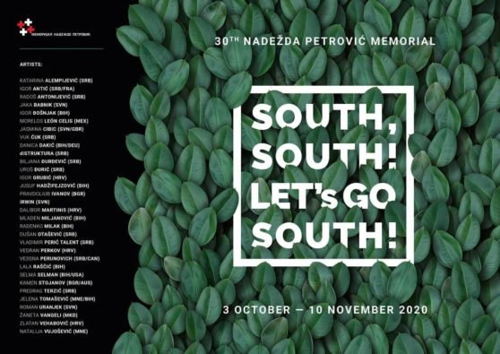 South,South! Let's go South – 30th Nadežda Petrović Memorial