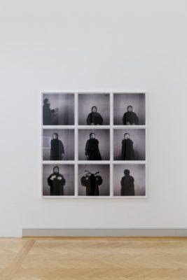Geta Bratescu, Alteritate (Alterity), 2002-2011, Photo Sebastian Stadler