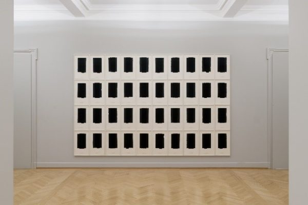 Geta Bratescu, Memorie (Memory), 1990, Photo Sebastian Stadler