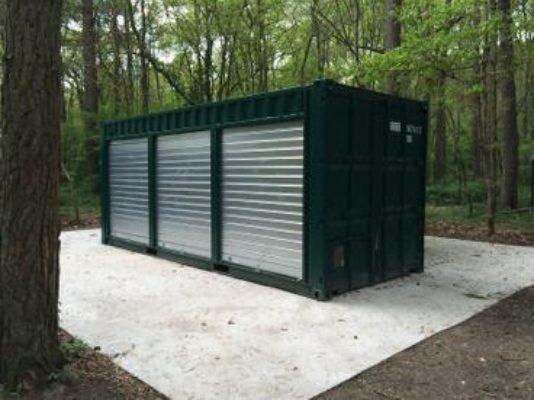Le Cyclop, Container 1, Photo Credits Le Cyclop Association