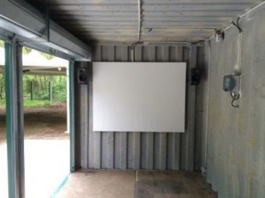 Le Cyclop, Container 2, Photo Credits Le Cyclop Association