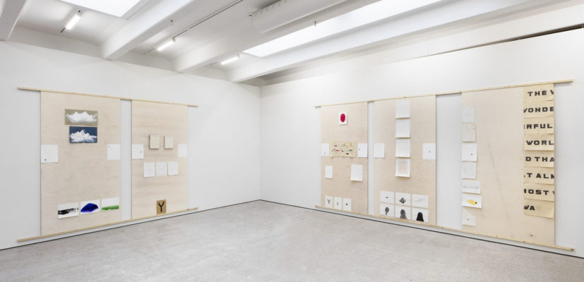 Yane Calovski, Personal Object, Installationsansicht Kohta, Photo Jussi Tiainen