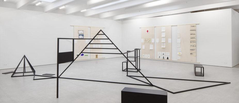 Yane Calovski, Personal Object, Installationsansicht Kohta, Foto Jussi Tiainen