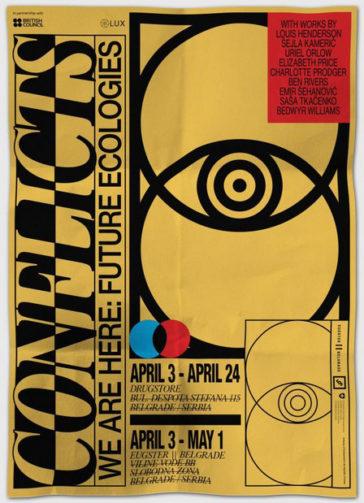 CONFLICTS, Drugstore & Eugster, Belgrad 2021
