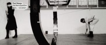 Kunstmuseum Liechtenstein, Paul Neagu, Retrospektive
