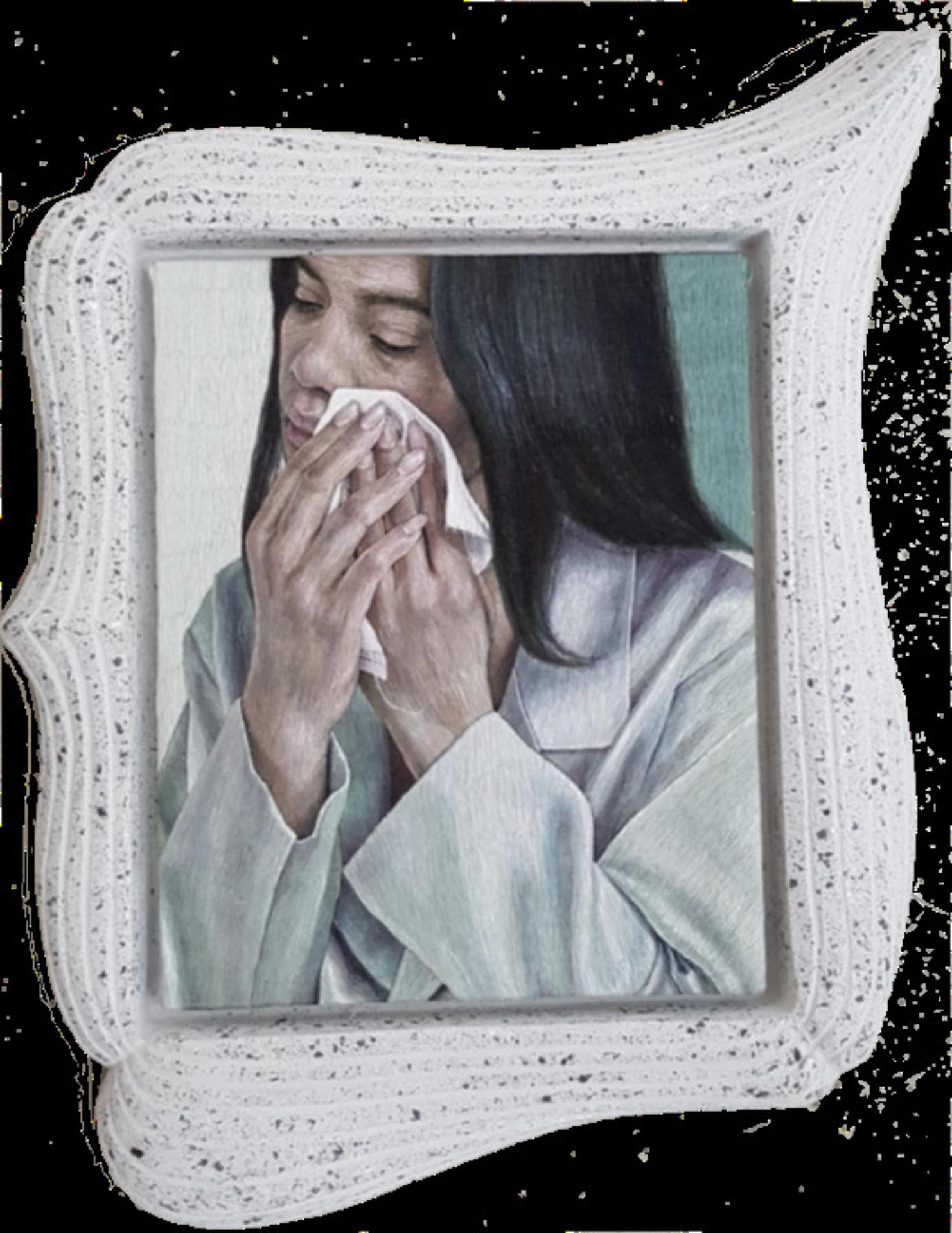 Klára Hosnedlová, Untitled, from the Series 'Ladies` Tears`, 2019