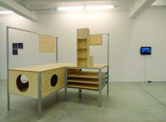 Yane Calovski, Obsessive Setting (Archive Prototype I), 2010