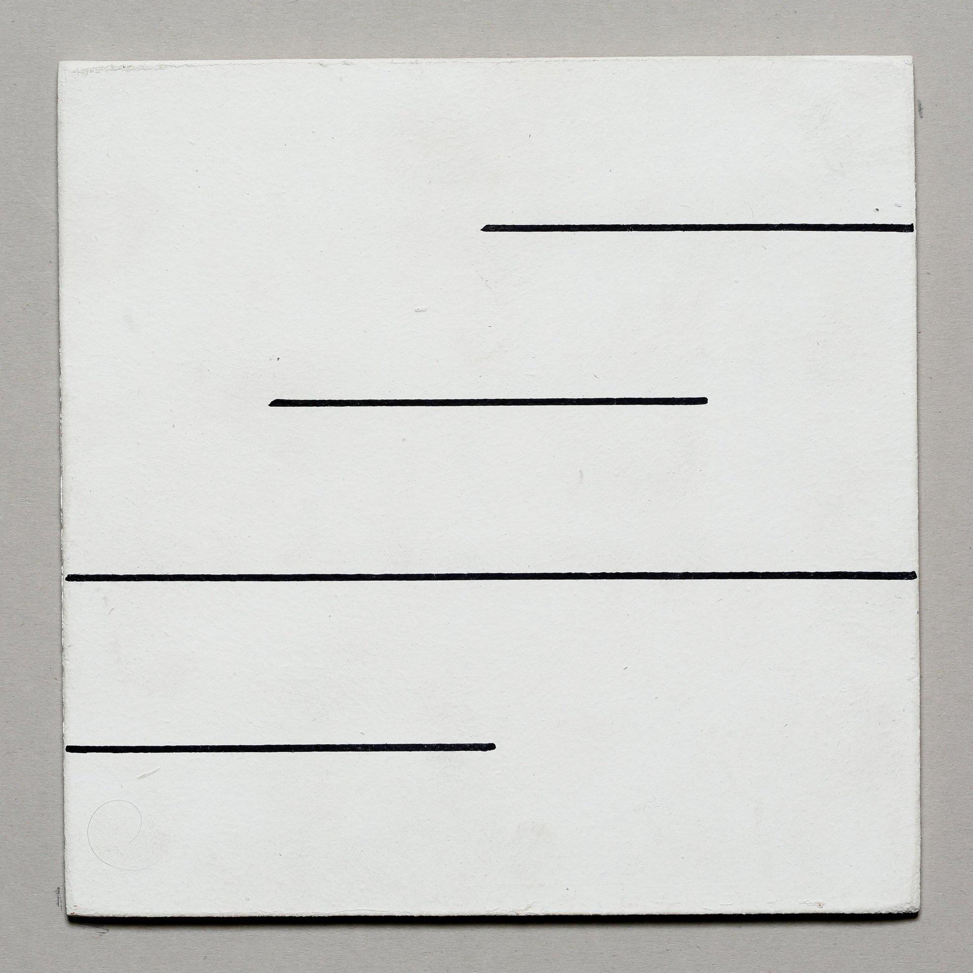 Stanisław Dróżdż, Algebra of Prepositions, 1987, (17/24)