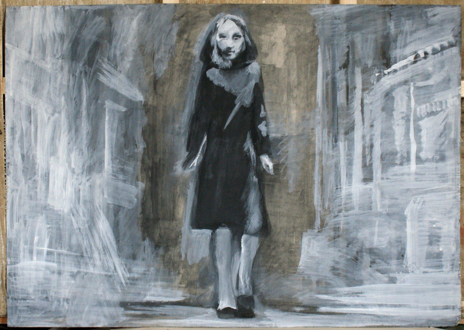 Ion Grigorescu, Black and White, 1971–1974, (9/11)
