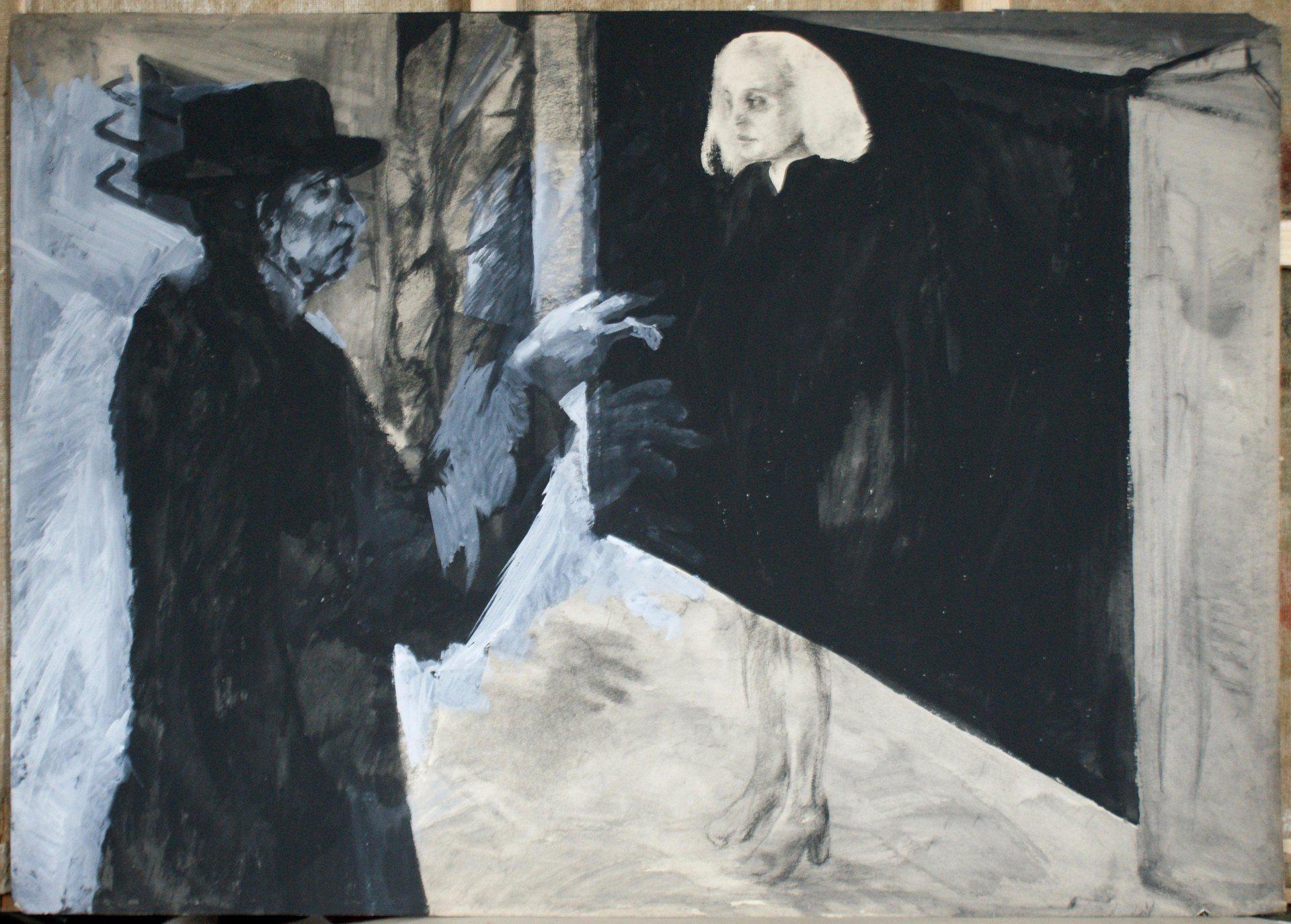 Ion Grigorescu, Black and White, 1971–1974, (8/11)