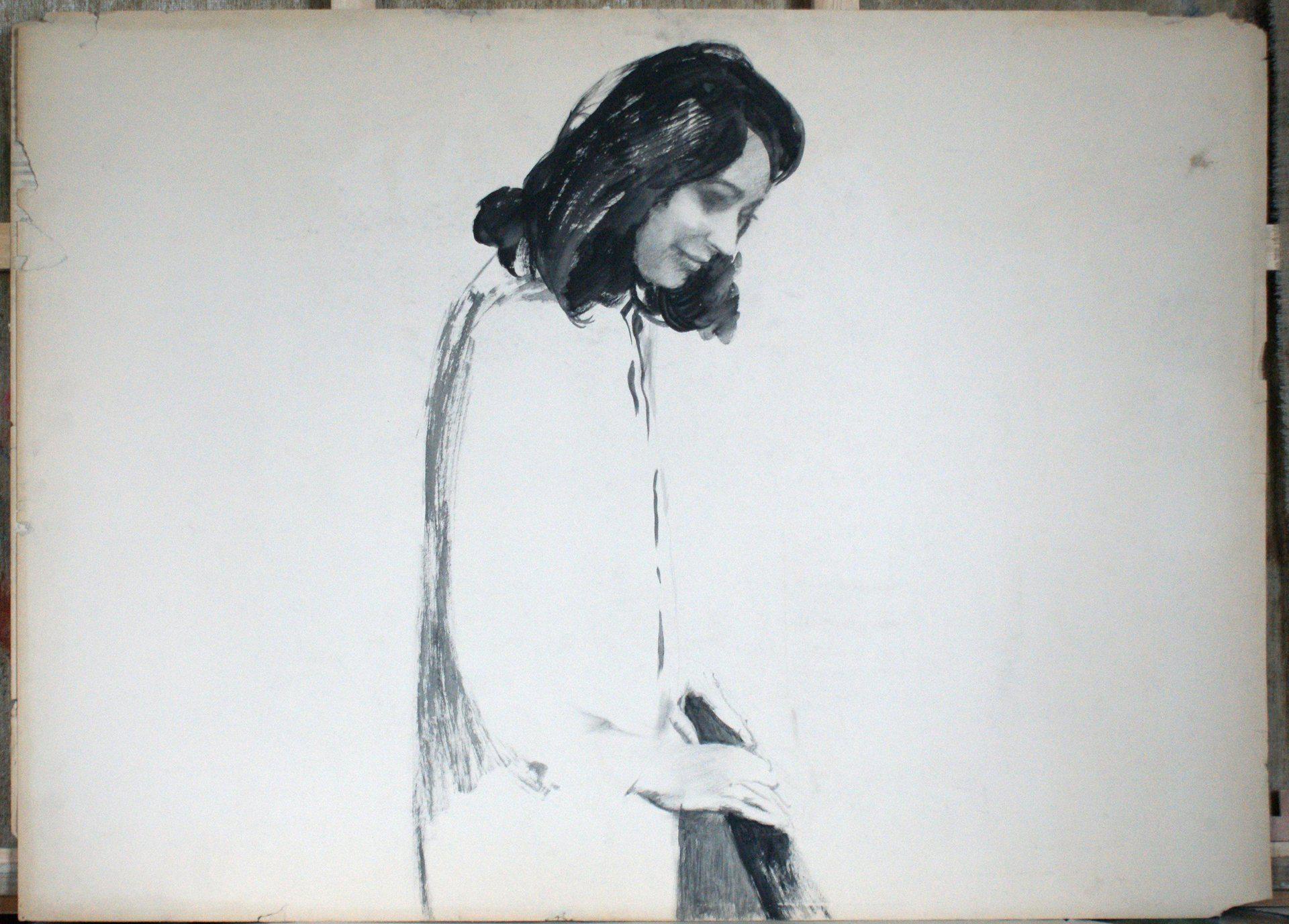 Ion Grigorescu, Black and White, 1971–1974, (4/11)