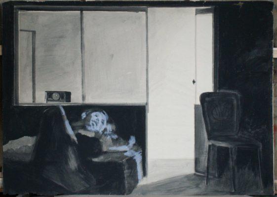 Ion Grigorescu, Black and White, 1971–1974, (1/11)