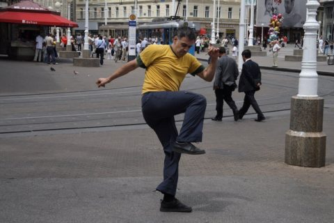 Igor Grubić, East Side Story, 2006–2008, Videostill