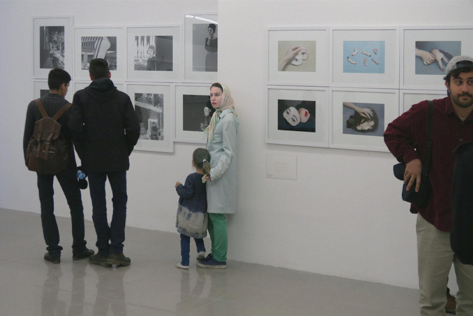 Aneta Grzeszykowska, Iranian Filmstills, 2015, #72